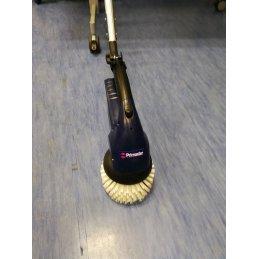 Primaster Combi 2 in one mała ręczna szorowarka  bateryjna do detalingu i schodów