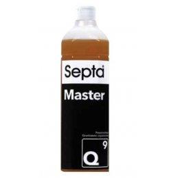 Septa Master Q 9 płyn do usuwania zabrudzeń w koleji i transporcie