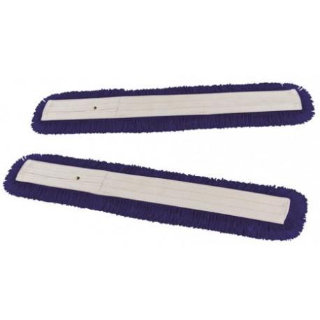 Wkład akrylowy z zatrzaskami do mopa nożycowego do mopowania na sucho