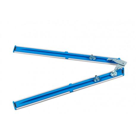 Stelaż nożycowy Velcro plastikowy do mopa dł 80 i 100 cm Filmop
