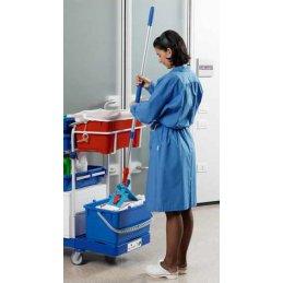 Stelaż mop Uniko do profesjonalnej dezynfekcji placówek medycznych i szpitali