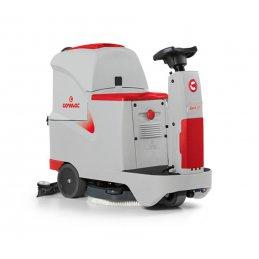 INNOVA 55 B COMAC  najmniejsza samojezdna maszyna czyszcząca do mycia podłóg