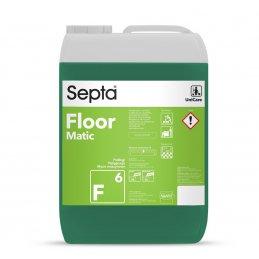 Floor Matic F6 - 10L - nie pieniący się płyn do mycia podłóg - pureco.pl