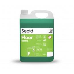 Floor Matic F6 - 5L - płyn do maszynowego mycia podłóg - pureco_pl