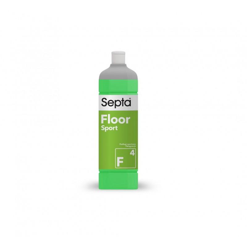 Floor Sport F4 - 1L - płyn do hal gimnastycznych antypoślizgowy - pureco.pl