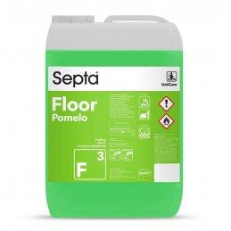 Floor F3 Fresh Pomelo - 10L - płyn do podłóg zostawiający ładny zapach - pureco.pl
