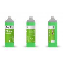 Floor F3 Fresh Pomelo - płyn zapachowy do mycia podłóg - pureco.pl