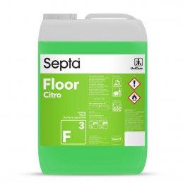Floor F3 Fresh Citro - 10L - odświeżający płyn do podłóg - pureco.pl