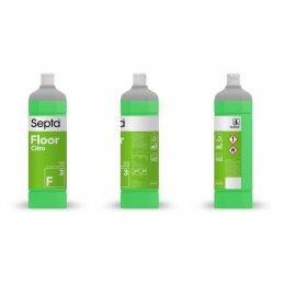 Floor F3 Fresh Citro - cytrynowy płyn do mycia podłóg - pureco.pl