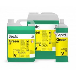 Green NP V6 - profesjonalny środek do czyszczenia podłogi w serwisie samochodowym - pureco.pl