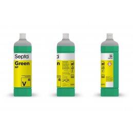 Green NP V6 - płyn do czyszczenia podłogi w warsztacie - pureco.pl