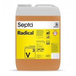 Radical V3 - 10L - najsilniejszy płyn do doczyszczania podłogi - pureco.pl