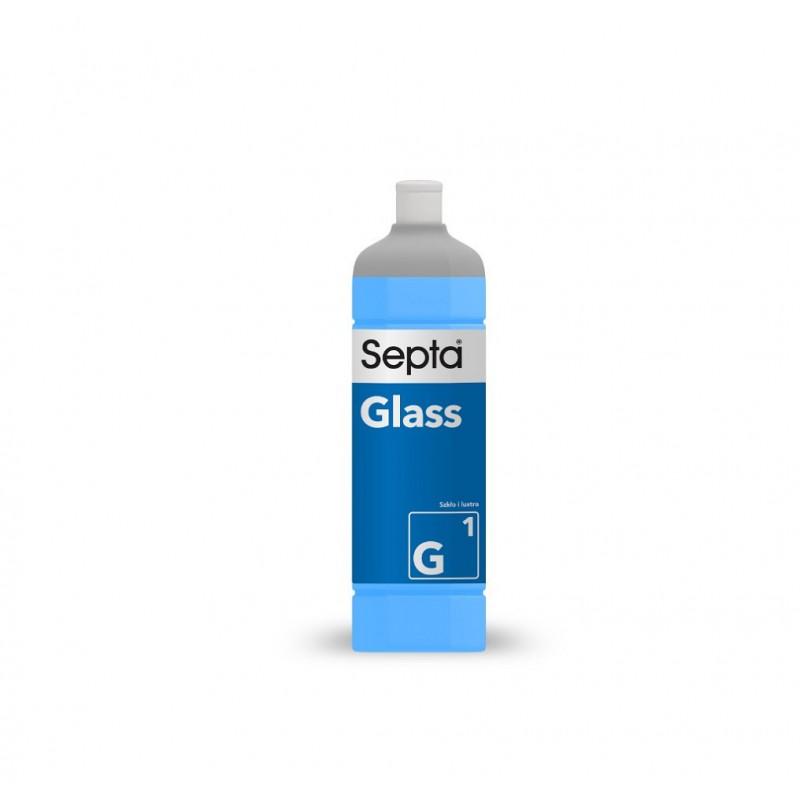 Glass G1 - 1L - profesjonalny płyn do mycia okien - pureco.pl