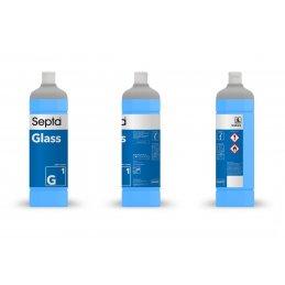 Glass G1 - skuteczny płyn do mycia mocno zabrudzonych okien - pureco.pl