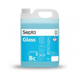 Glass Basic Bc2 - 5L - profesjonalny płyn do mycia przeszkleń i luster - pureco.pl