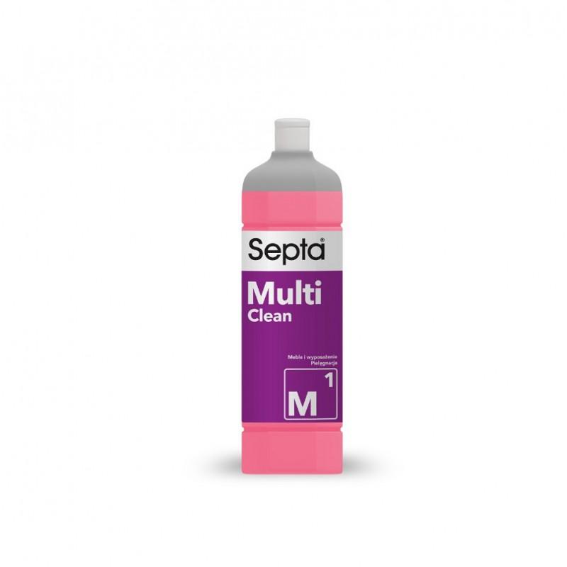 Multi Clean M1 - 1L - profesjonalny płyn do czyszczenia mebli i biurek - pureco.pl