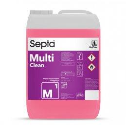 Septa Multi Clean M1 - 10L - płyn do pielęgnacji mebli i wyposażenia biurowego -pureco.pl