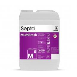 MultiFresh M5 Mango & Green Tea - 10L - płyn o ładnym zapachu do mycia mebli  - pureco.pl