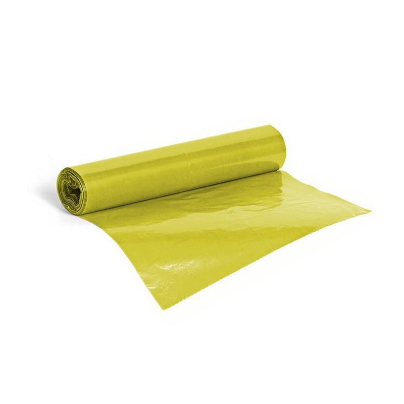 Tanie i mocne worki do śmieci-żółte-35L-60L-120L- pureco.pl