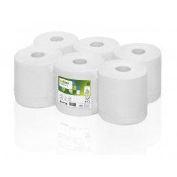 Ręcznik papierowy w roli centralnego dozowania makulatura Comfort, 138 m, 6 szt, 2 warstwy Wepa 316750-pureco.pl
