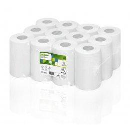Ręcznik papierowy w roli centralnego dozowania makulatura Comfort, 68 m, 12 szt, 2 warstwy Wepa 317090-pureco.pl