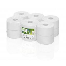 Papier toaletowy CF2 centralnego dozowania makulatura Comfort, 180 m, 12 szt, 2 warstwy Wepa 317580 - pureco.pl