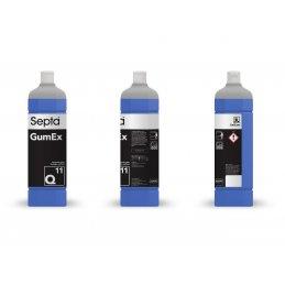 Septa GumEx Q11 płyn do usuwania gum do żucia metodą parową - 1L - pureco.pl