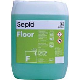 Septa Floor F 1 profesjonalny płyn do mycia podłóg nie zostawiający smug