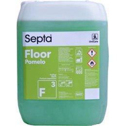 Septa Floor F 3 Fresh Pomelo profesjonalny zapachowy płyn do mycia podłóg pomelo-pureco.pl