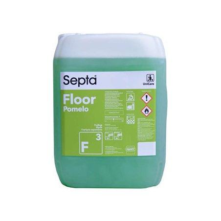 Septa Floor F 3 Fresh Pomelo profesjonalny zapachowy płyn do mycia podłóg pomelo