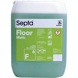 Septa Floor Matic F 6 profesjonalny płyn do maszynowego mycia podłóg - pureco.pl