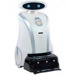 LEO MOP autonomiczny robot mopujący do biur, hoteli i szpitali. Pureco Bydgoszcz