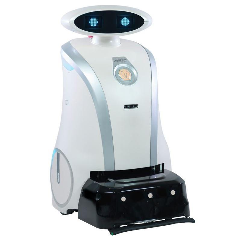 LEO VAC autonomiczny robot odkurzający. Pureco Bydgoszcz