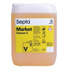 Septa MarketCleaner 2 V2 - profesjonalny płyn do doczyszczania podłóg - pureco.pl