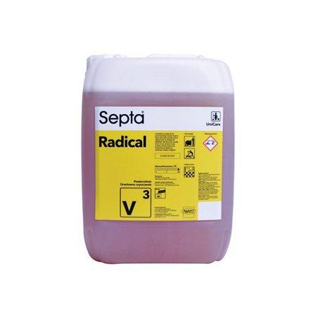 Septa Radical V3 profesjonalny płyn do usuwania starego brudu z podłogi