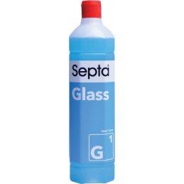 Septa Glass G 1 - koncentrat płynu do mycia szyb i przeszkleń - pureco.pl