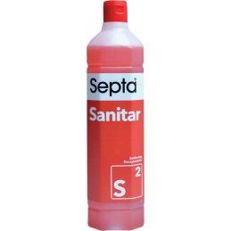 Septa Sanitar S 2 profesjonalny żel do czyszczenia sanitariatów - pureco.pl