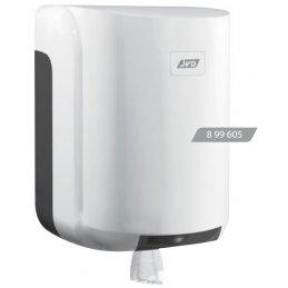 Dozownik do ręczników w roli midi JVD 899605 biały