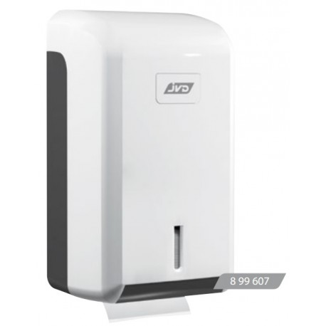 Dozownik do papieru toaletowego JVD Cleanline Mix Maxi 899607 dwie małe rolki
