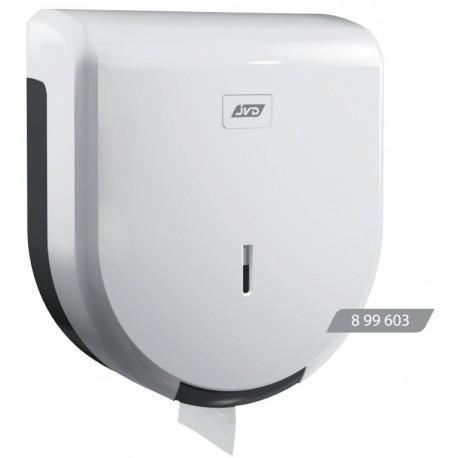 Dozownik do papieru toaletowego jumbo JVD Cleanline duża rolka 899602