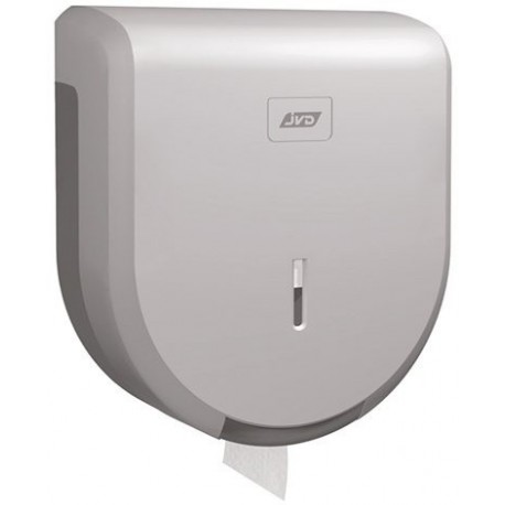 Dozownik do papieru toaletowego jumbo JVD Cleanline duża rolka 899734 szary metalik
