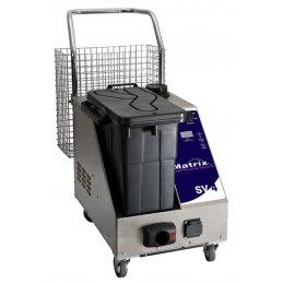 SV 4 Matrix maszyna parowa / parownica para z odkurzaczem