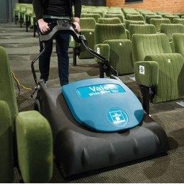 Valet Wide Area VacTruvox profesjonalny odkurzacz na sucho do dużych powierzchni