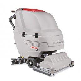 ANTEA 50 BTS COMAC najnowocześniejsza maszyna myjąco zamiatająca do podłóg