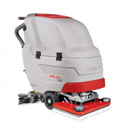 ANTEA 50 BTO COMAC najnowocześniejsza maszyna do mycia podłóg z technologią orbitalną