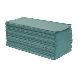 Ręcznik ZZ Zielony 4000 Eco makulatura premium jedna warstwa