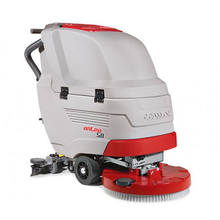 ANTEA 50 BT CB CFC COMAC najnowocześniejsza maszyna szorująca do podłóg z trakcją