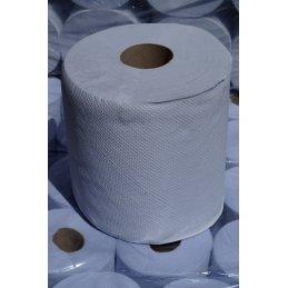 Ręcznik w roli Midi biały makulatura eco premium 6 szt.