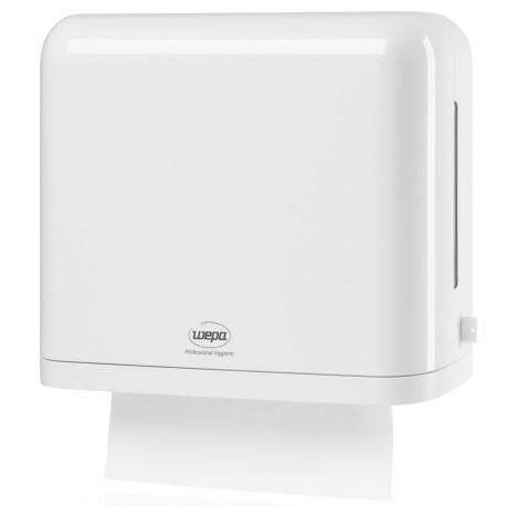 Dozownik Wepa Smal do ręczników składanych typu ZZ  331020 biały
