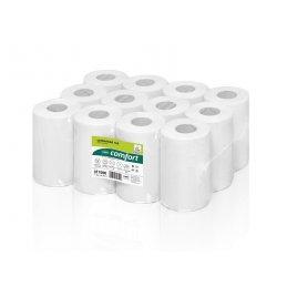 Ręcznik papierowy w roli centralnego dozowania makulatura Comfort, 120 m, 12 szt, 1 warstwa Wepa 317050